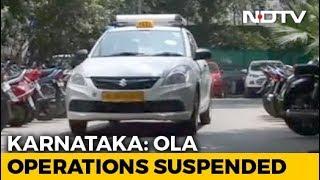"Ola Cabs Banned In Karnataka For 6 Months, Calls Order ""Unfortunate"" - NDTV"