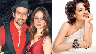Bollywood News in 1 minute-31/07/2014 - Hrithik Roshan, Suzzane Khan, Kangna Ranaut