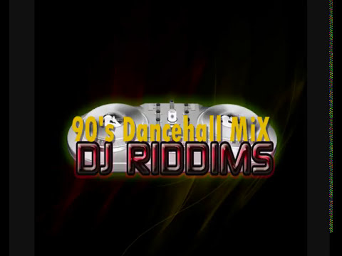 90 s Old School Dancehall Mix With Tracklist