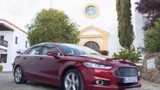 Present it! The Ford Mondeo | Drive it! - DEUTSCHEWELLEENGLISH
