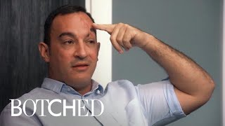 """Man Willing to Do Anything to Fix """"Botched"""" Face   E! - EENTERTAINMENT"""