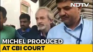 Christian Michel Not Cooperating, Says CBI, Gets 5 More Days Of Custody - NDTV
