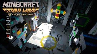 Minecraft Story Mode #6 - Убежище Сорена