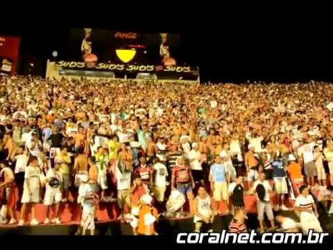 [CoralNET] Torcida tricolor faz a festa nas arquibancadas da Ilha (13/05/83)