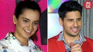 'Simran' Makers Upset With Kangana | Sidharth To Play Double Role In Vikram Batra's Biopic