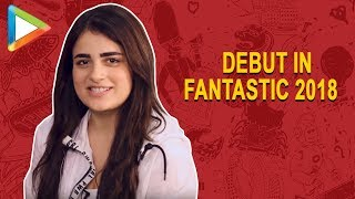 Sensational: Radhika Madan talks about fantastic 2018 debut & lot more - HUNGAMA