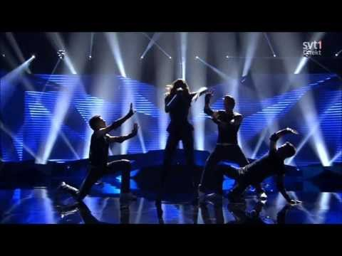*Eurovision 2013* *Semi Final 1* *03 Slovenia* *Hannah* *Straight Into Love* HD