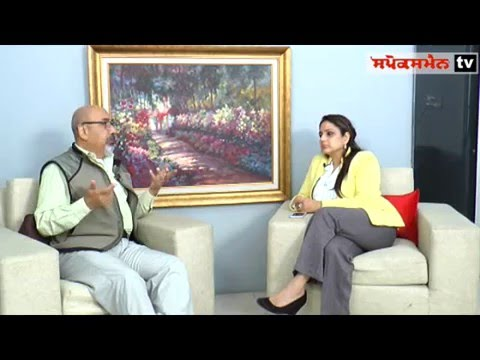 <p>In conversation with Shashi Kant former Punjab DGP prisons <br /><br /></p>