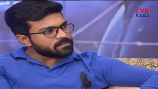 Ram Charan adopts a cyclone-hit village on Pawan Kalyan's advice | CVR NEWS - CVRNEWSOFFICIAL
