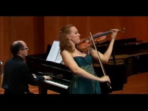 Carmen  Fantasie Brilliante by J.Hubay / Marianna Vasileva and Vadim Gladkov