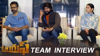 KGF Movie Team Interview | Rocking Star Yash | Srinidhi Shetty | Prashanth Neel | TFPC - TFPC