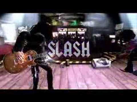 Guitar Hero III: Legends of Rock - Wii Trailer
