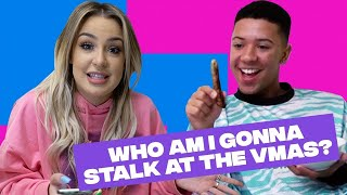 Tana Mongeau Creates VMAs Goals | MTV - MTV