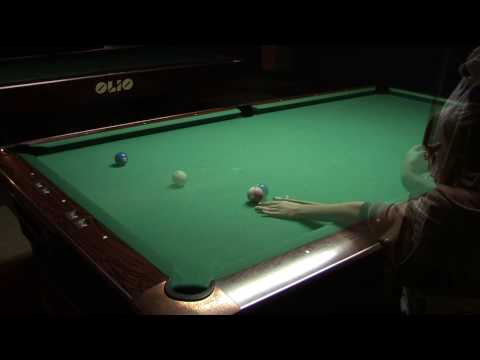 BCA approved billiards aiming system : Visualize the cutting angles