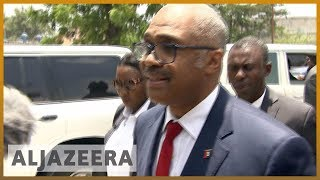 🇭🇹 Haiti PM Jack Guy Lafontant resigns after days of protests | Al Jazeera English - ALJAZEERAENGLISH
