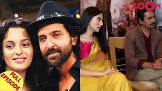 Kangana ATTACKS Hrithik's film in a statement   Thackeray Stars in Exclusive Interview & more - ZOOMDEKHO