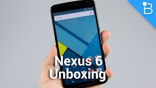 شاهد أول فيديو Unboxing لهاتف Nexus 6 ولوحي Nexus 9