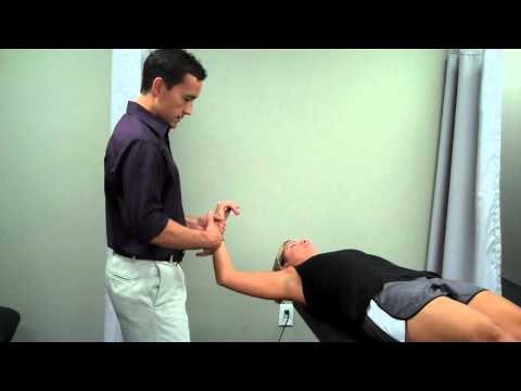 Active Release Technique- Subscapularis Muscle