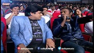 Nagarjuna,V V Vinayak Comedy With Ali At  Chinnadana NeeKosam Audio Launch - ADITYAMUSIC