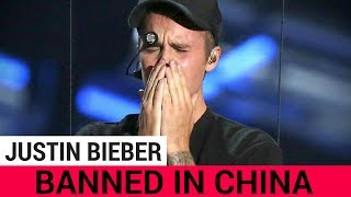 Justin Bieber BANNED From China After Bad Behavior - HOLLYWIRETV