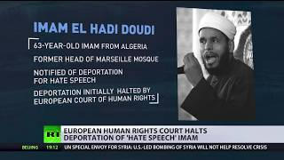 Debate: Discussing borders of free speech as France deports controversial imam - RUSSIATODAY