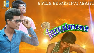 Investment telugu latest short film - YOUTUBE