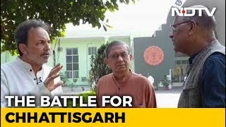 The 'Countdown': Will The BJP Hold On To Chhattisgarh? - NDTV