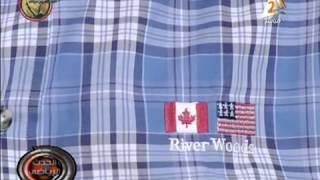 بالفيديو..عزمى مجاهد يرتدى علم أمريكا