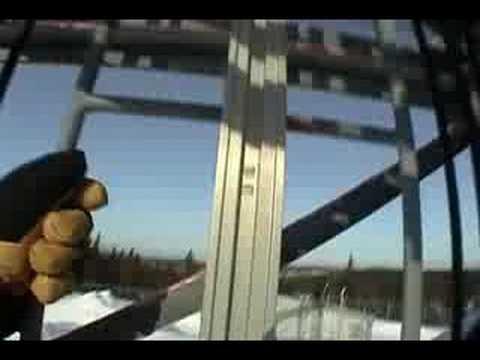 BASE jumps antenna