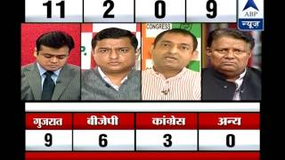 BJP in trouble l Situation bleary in UP & Rajasthan l Congress strikes in Gujarat too - ABPNEWSTV