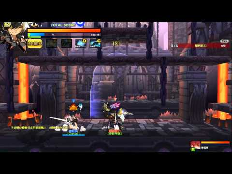 Elsword - Reckless Fist vs Lord Knight