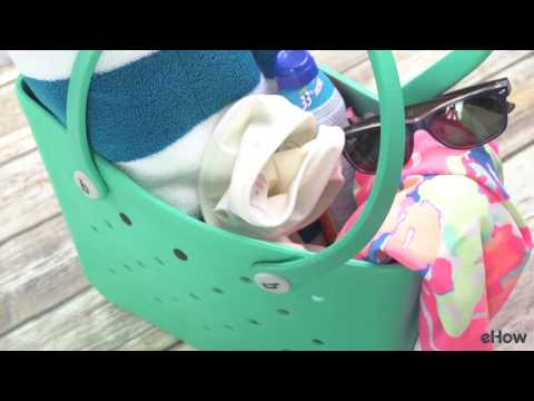 How to Clean a Bathing Suit