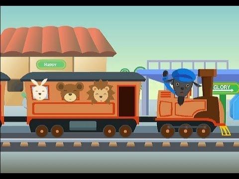 Muffin Songs – This Train (is bound for glory)  İngilizce Tekerlemeler ve İngilizce Çocuk Şarkılar