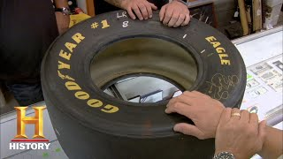 Pawn Stars: Dale Earnhardt Signed Tire (Season 5)   History - HISTORYCHANNEL