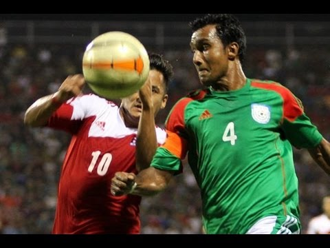 Nepal vs Bangladesh - SAFF Championship 2013 - LIVE STREAMING