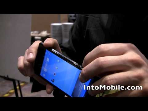 Sony Xperia Ion from CES 2012 hands-on
