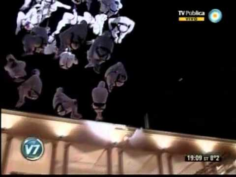 El baile de Cristina Kirchner en Córdoba