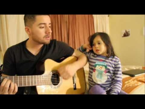 Jorge i Alexa, czyli duet ojca i córki