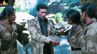 Ranadheera Movie Saranya Death Scene   Telugu Movie Scenes   Jayam Ravi   Sri Balaji Video - SRIBALAJIMOVIES