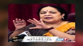 Jayanthi Natarajan to quit Congress