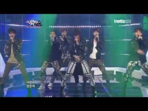 120414 EXO K - MAMA Live @Music Bank