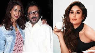 Priyanka Chopra praised by Sanjay Leela Bhansali, Kareena Kapoor loves to ride autorickshaw