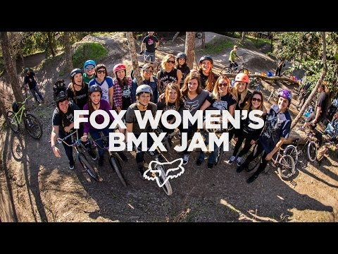 Fox Women's Presents | BMX Jam ATX