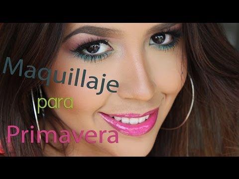 Maquillaje Colorido para Primavera y Cabello con Fabcuore - Ydelays