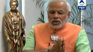 Watch Full: Modi's Interview with ANI - ABPNEWSTV