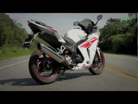 Teste Dafra Roadwin 250R
