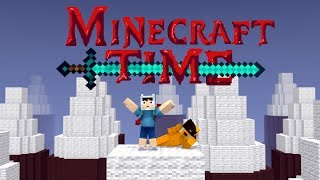 Minecraft Time (Minecraft Animation / Adventure Time spoof)