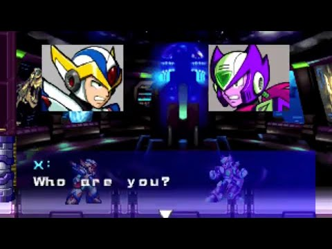 Megaman X6 vs Nightmare Zero Secret Portal 