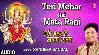 तेरी मेहर है माता रानी Teri Mehar Hai Mata Rani I SANDEEP BANSAL I New Latest Full Audio Song - TSERIESBHAKTI