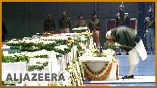 🇮🇳 🇵🇰 India considers action against Pakistan after suicide attack l Al Jazeera English - ALJAZEERAENGLISH